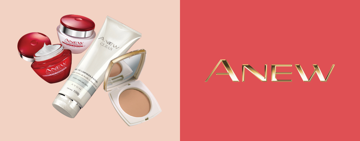 Anew Maquillaje